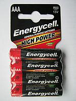 Батарейка AAA Energycell