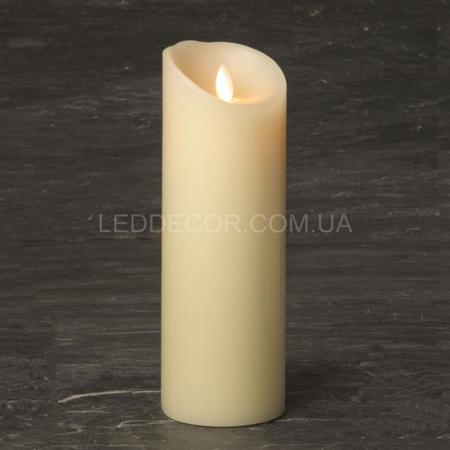 Свеча светодиодная с имитацией пламени Dancing Flame 150