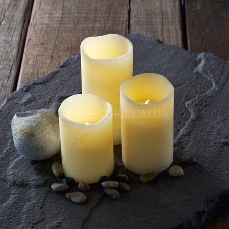 Свечи светодиодные Tenna Almond