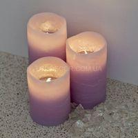 Свечи светодиодные Tenna Lilac