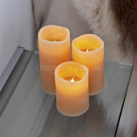 Свечи светодиодные Tenna Melon