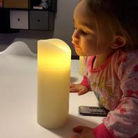 Светодиодная свеча Venus 40 white
