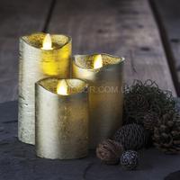 Свечи светодиодные с имитацией пламени Tenna Gold
