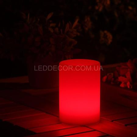 Беспроводной светильник светодиодный Cylinder1 с пультом