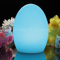 Беспроводной светильник светодиодный Egg1 с пультом