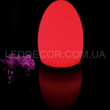 Беспроводной светильник светодиодный Egg2 с пультом