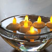 """Свечи """"чайные"""" светодиодные плавающие"""