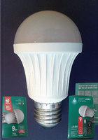 Светодиодная лампа VD A60 9W E27 Titanum холодный белый свет 4100K